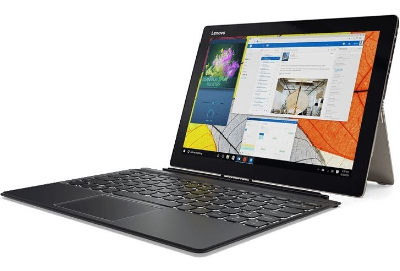Lenovo MIIX 520 2-in-1 Tablet Notebook 12.2' FHD IPS Touch Intel i7-85500 8GB 256GB SSD WIFI BT Win10 Pro 0.88kg 9.9mm Active Pen Fingerprint