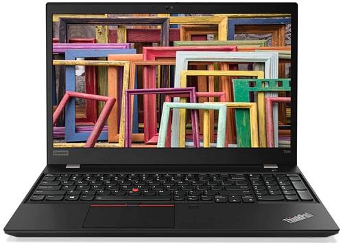 LENOVO ThinkPad T590 15.6' FHD IPS i5-8565U 16GB 256GB SSD WIN10 PRO Fingerprint Backlit 14.98hrs 1.75kg 3YR WTY W10P Notebook (20N4S02A00)(LS)