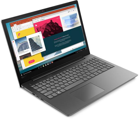 Lenovo V130 Notebook 15.6' HD Intel i5-7200U 8GB DDR4 500GB HDD Intel HD Graphics Win10 Pro USB-C HDMI VGA 2kg 22mm Spill Resistant KB TPM