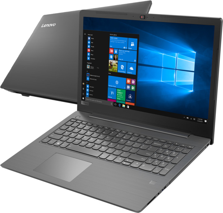 Lenovo V330 Notebook 15.6' HD Intel i7-8550U 8GB DDR4 1TB HDD Intel HD Graphics DVD-RW Win10 Pro 2kg USB-C VGA HDMI FingerPrint TPM1.2