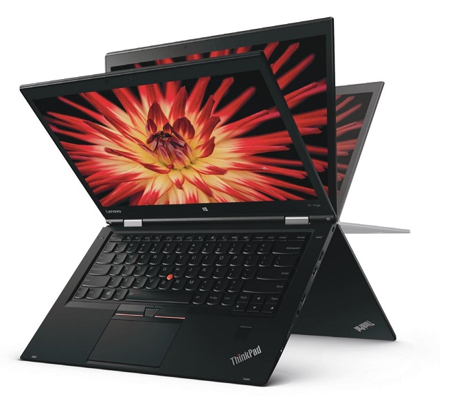 Lenovo X1 Yoga G3 2-in-1 Ultrabook 14' FHD IPS Touch Intel i7-8550U 8GB RAM 256GB SSD Win 10 Pro Backlit KB 1.4kg 17mm 3 Yr Depot Wty
