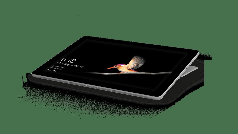 Microsoft Surface GO 10.0' Tablet, Gold 4415Y CPU,  4GB RAM ,64GB eMMC,  Windows 10 S, 2 Year Warranty