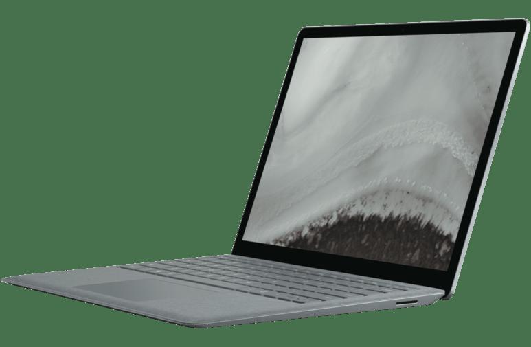 Microsoft Surface Laptop 2,   13.5' Touch, Intel I7-8550U, 8GB RAM, 256GB SSD, Intel USH Graphics, Windows 10 Professional - Black