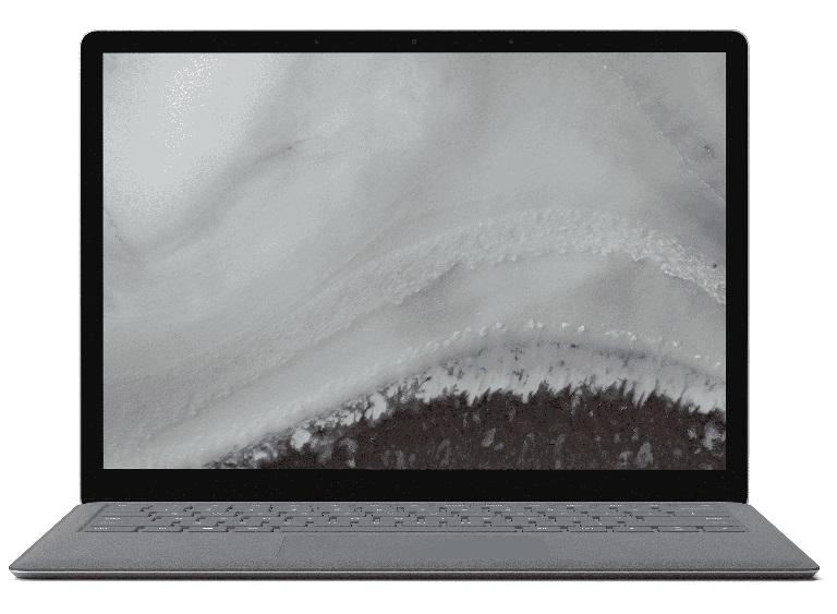 Microsoft Surface Laptop 2,   13.5' Touch, Intel I7-8550U, 16GB RAM, 512GB SSD, Intel USH Graphics, Windows 10 Professional - Platinium