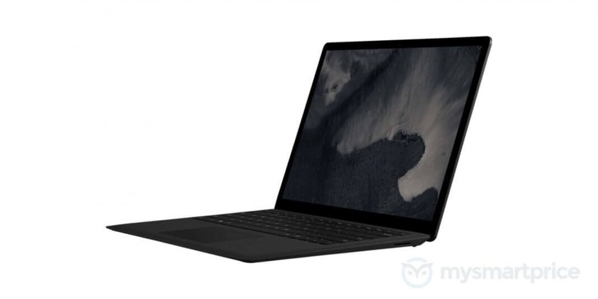 Microsoft Surface Laptop 2,   13.5' Touch, Intel I7-8550U, 16GB RAM, 512GB SSD, Intel USH Graphics, Windows 10 Professional - Black