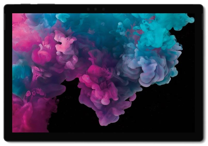 Microsoft Surface Pro 6 - Platinum, Intel i5-8250U, 8GB RAM, 128GB M.2 PCIE SSD, 12.3' QHD, WIFI, BT, Windows 10 Professional, 1 Year Warranty