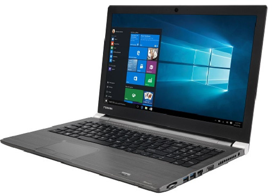 Toshiba A50-C Notebook ,Intel i5-8250U, 8GB RAM , 256GB SSD, 15.6' FHD, DVDRW ,Windows 10 Professional, 3 Year Warranty