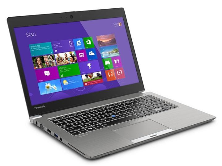 Toshiba Tecra Z30T Notebook, Intel i7-6600U, 16GB DDR4, 256GB SSD, 13.3' FHD, WL-ACN, 4G, Windows 10 Pro, 3 Year Warranty LS