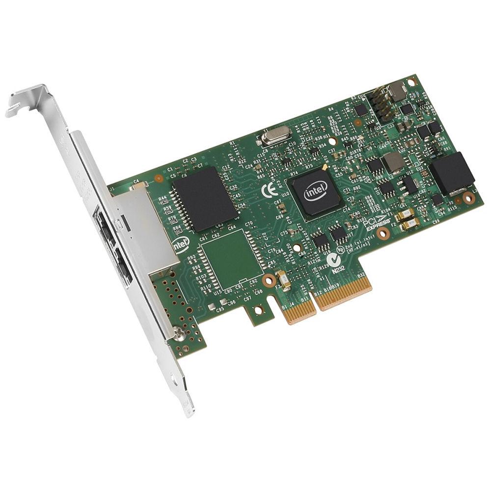 Intel i350 DualPort GbE PCIe