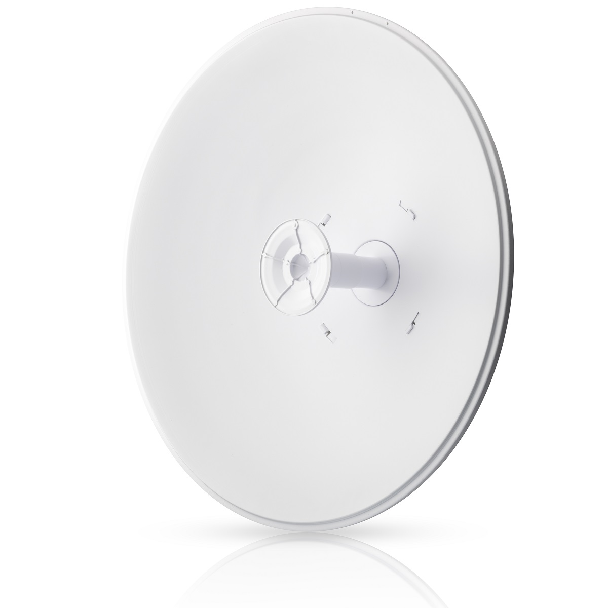 Ubiquiti 5GHz airFiber Dish 30dBi Slant 45 degree signal angle for optimum interference avoidance