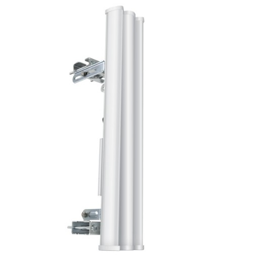 Ubiquiti High Gain 2.4GHz AirMax, 90 Degree, 16dBi Sector Antenna - All mounting accessories and brackets included