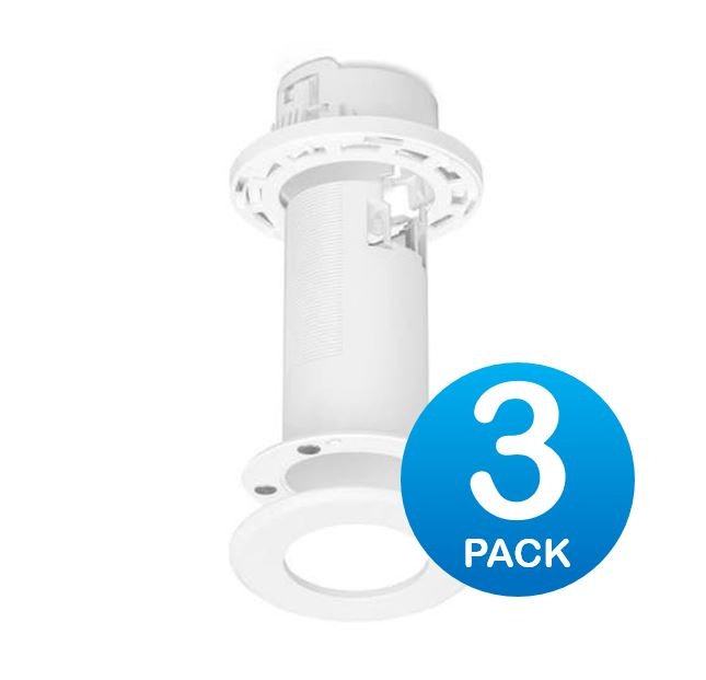 Ceiling Mount for the Ubiquiti Unifi FlexHD - 3 Pack