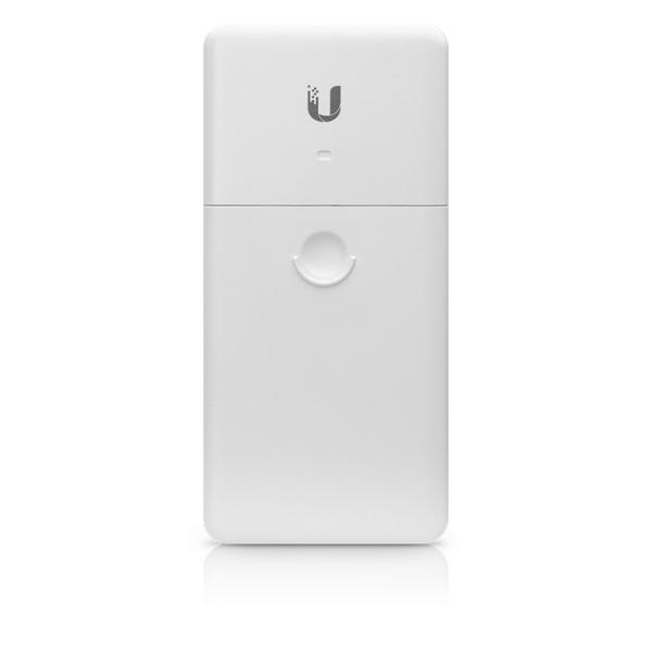 Ubiquiti NanoSwitch with four Gigabit Ethernet ports