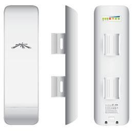 Ubiquiti Nanostation M2 802.11b/g/n MIMO Antenna, WiFi Wireless Outdoor CPE, 13+ km