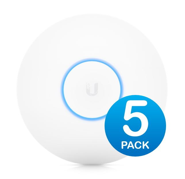Ubiquiti UniFi AP AC PRO5 pack PoE not included
