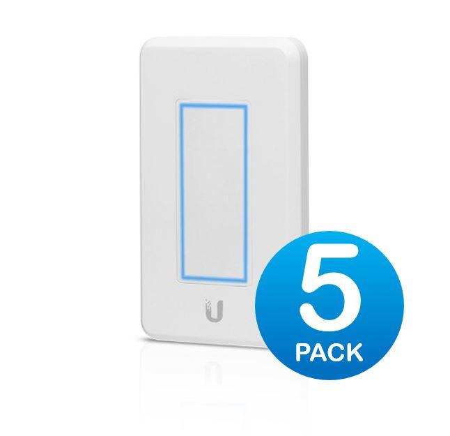 Ubiquiti UniFi Light Dimmer for unifi LED lights, PoE Powered - 5 Pack