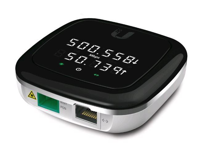 Ubiquiti UFiber Nano GPON Gigabit Passive Optical Network Unit