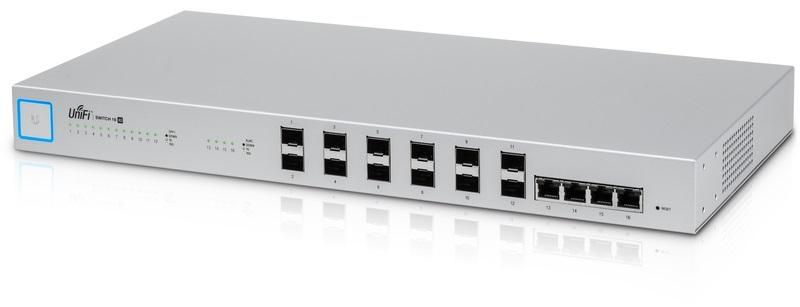 Ubiquiti UniFi 10G 16-Port Managed Aggregation Switch