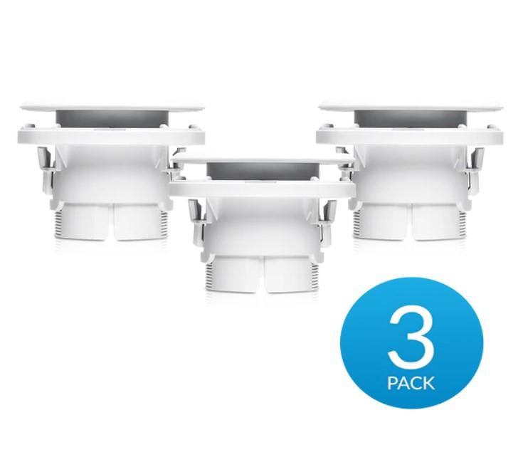 UVC-G3-FLEX Camera Ceiling Mount Accessory, 3-Pack