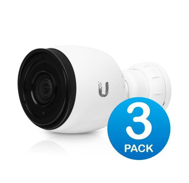 Ubiquiti UniFi Video Camera G3 Infrared Pro IR 1080P HD Video - 3 Pack