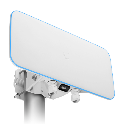 Ubiquiti1500 Client Capacity, 10 Gbps, Beam-Forming IP67 Wi-Fi BaseStation