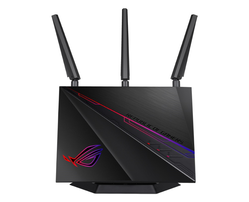 ASUS ROG Rapture GT-AC2900 WiFi Gaming Router, NVIDIA GeForce NOW Recommended Routers Certification, Supports Triple-Level Game Acceleration, AiMesh