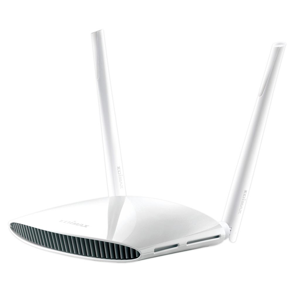 Edimax AC1200 Gigabit Dual-Band Wi-Fi Router with USB Port  VPN