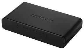 Edimax 8 Port 10/100 Switch Fast Ethernet Desktop Switch
