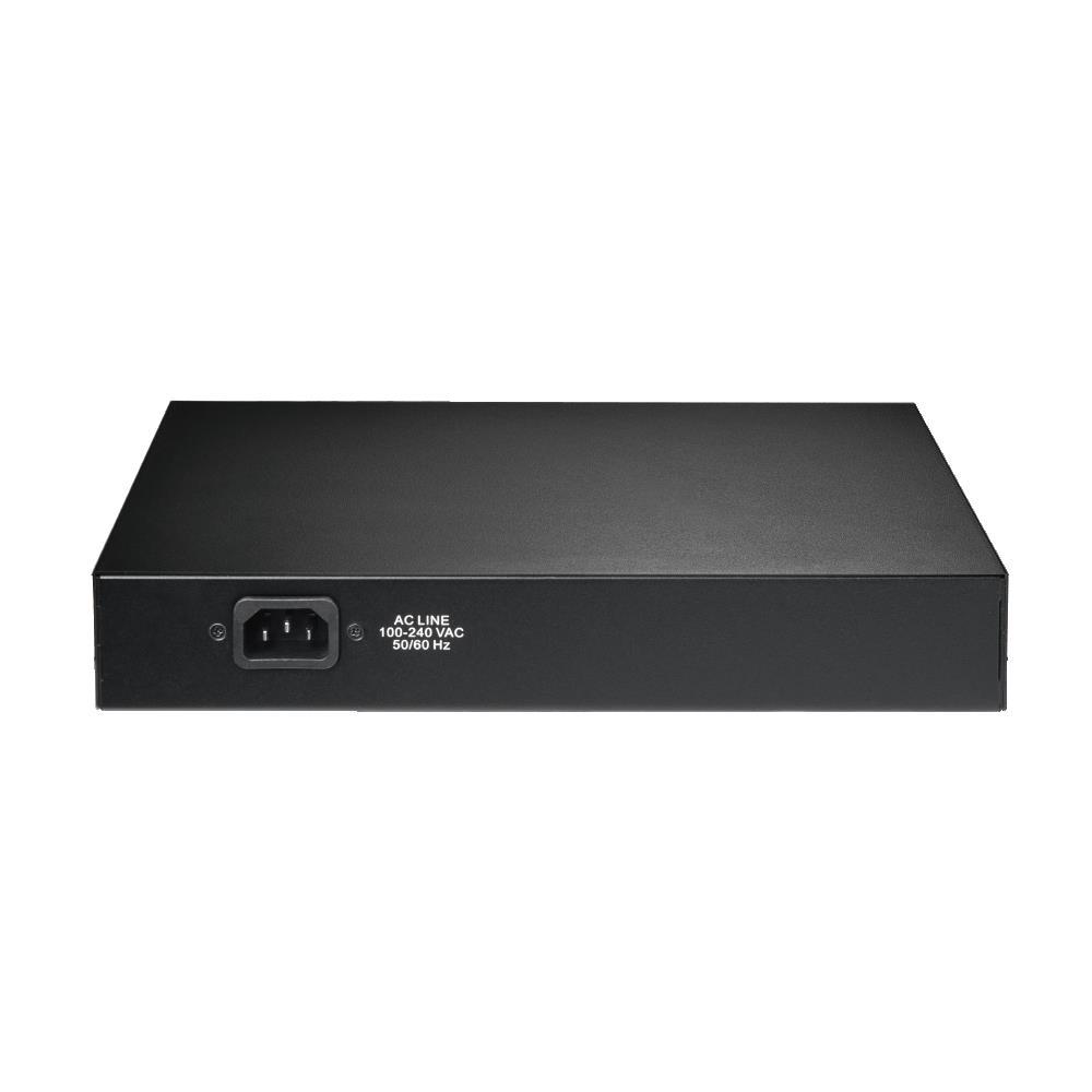 Edimax 8 ports Gigabit PoE+ Switch (8 PoE+ ports, 150W) Fan-less