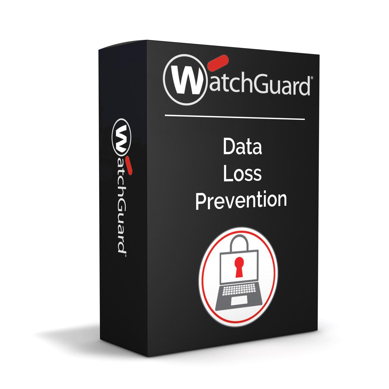 WatchGuard Data Loss Prevention 1-yr for Firebox M4600
