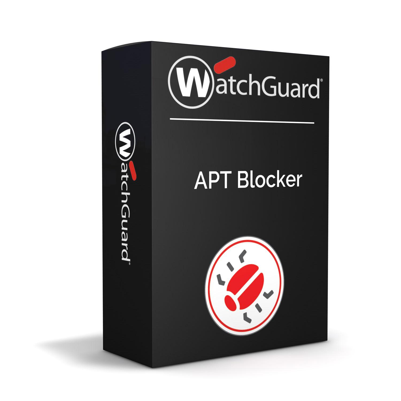 WatchGuard APT Blocker 1-yr for Firebox M4600