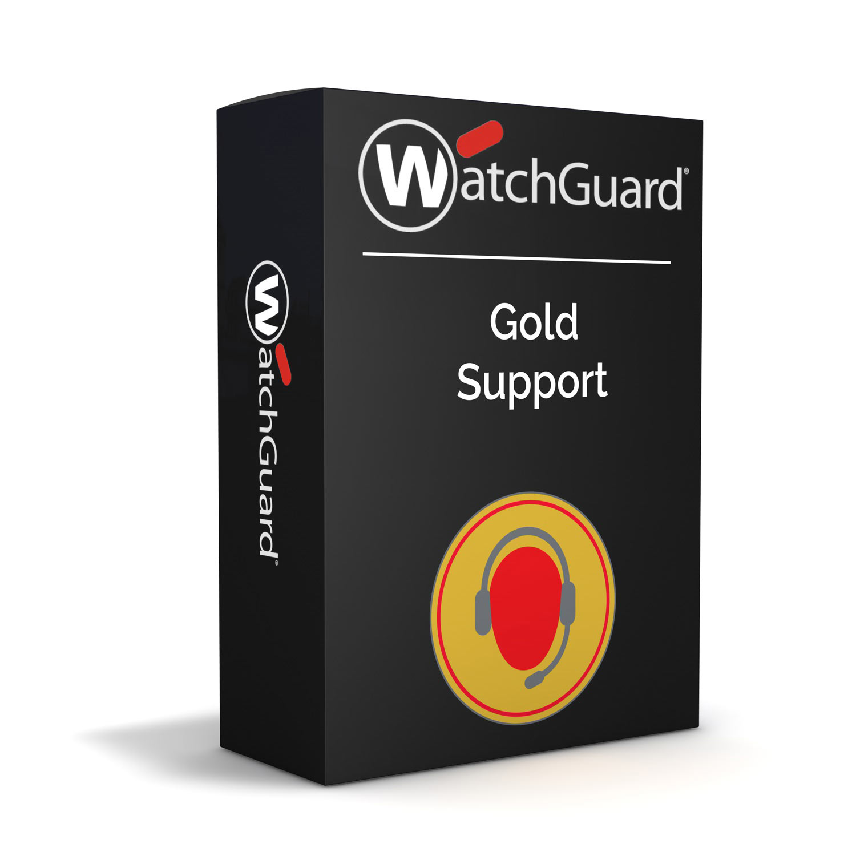 WatchGuard Gold Support Renewal/Upgrade 3-yr for Firebox M4600