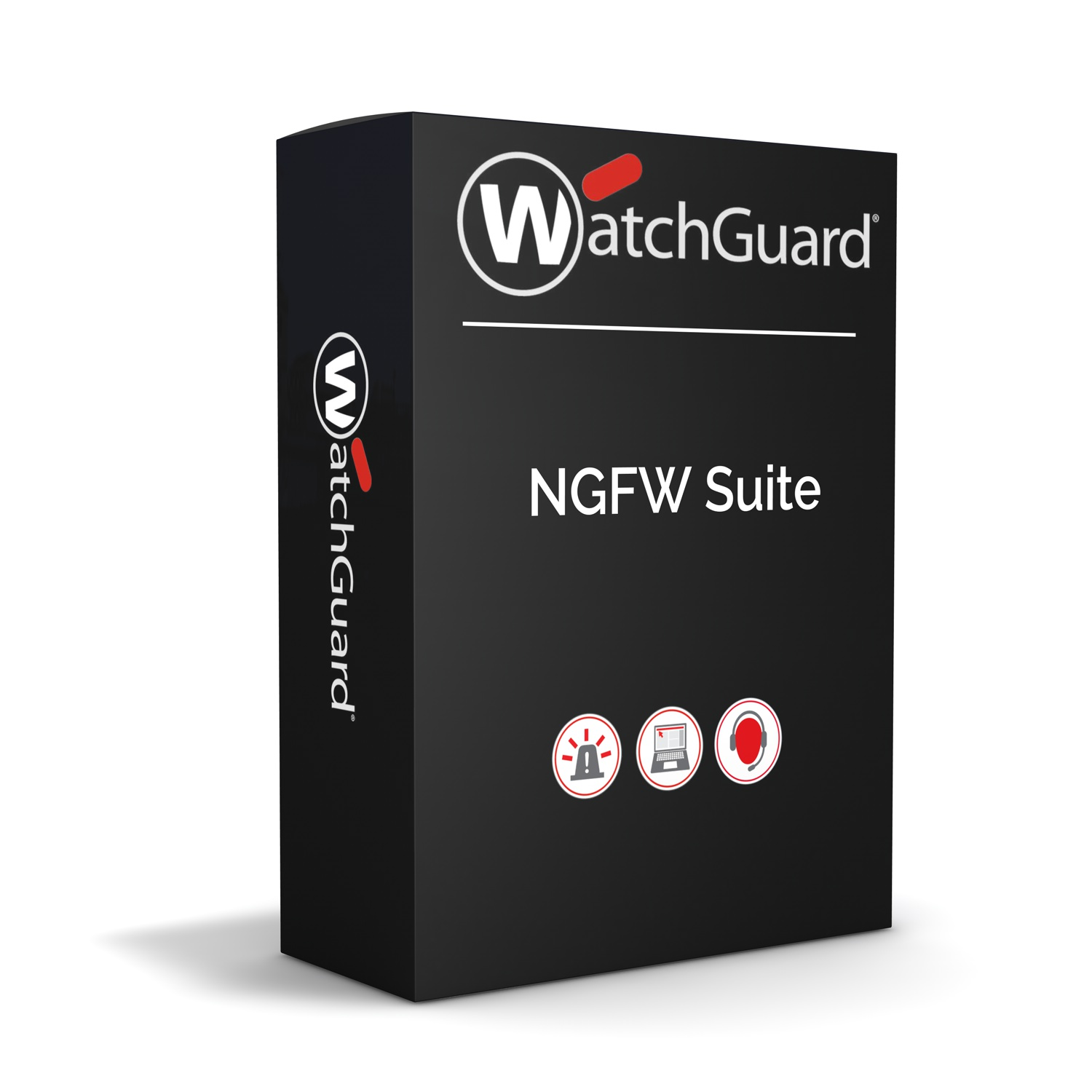 WatchGuard NGFW Suite Renewal/Upgrade 3-yr for Firebox M4600