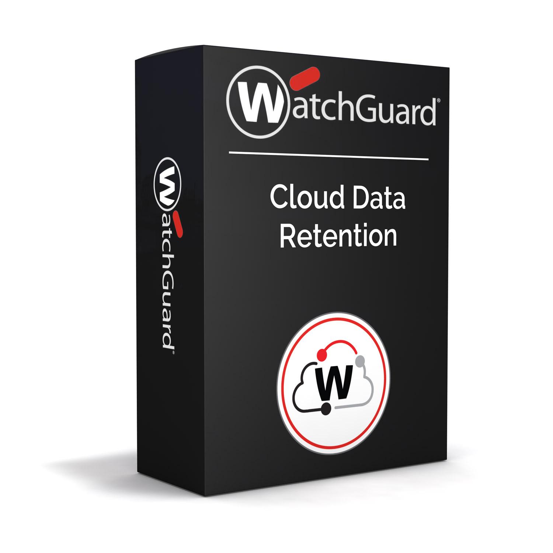WatchGuard Cloud 1-month data retention for M4600 - 3-yr