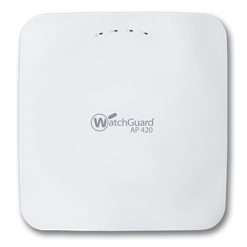 Trade Up to WatchGuard AP420 and 3-yr Secure Wi-Fi