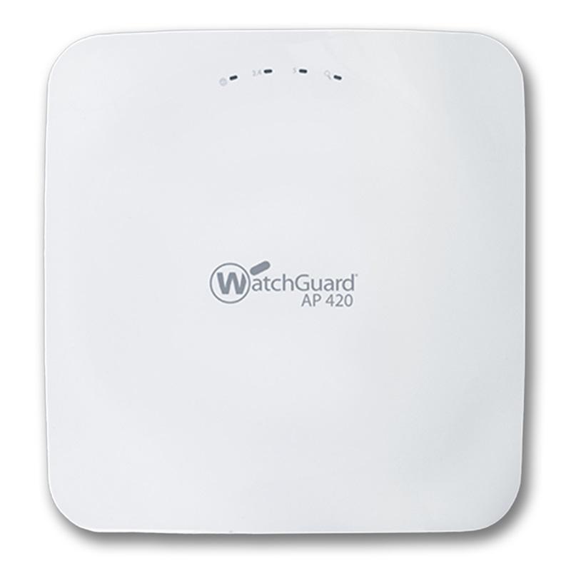 WatchGuard AP420 and 1-yr Basic Wi-Fi