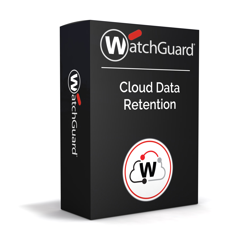 WatchGuard Cloud 1-month data retention for M500 - 1-yr