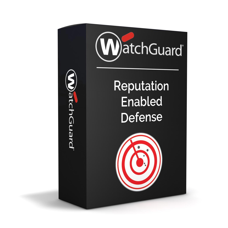 WatchGuard Reputation Enabled Defense 1-yr for Firebox T50 Models