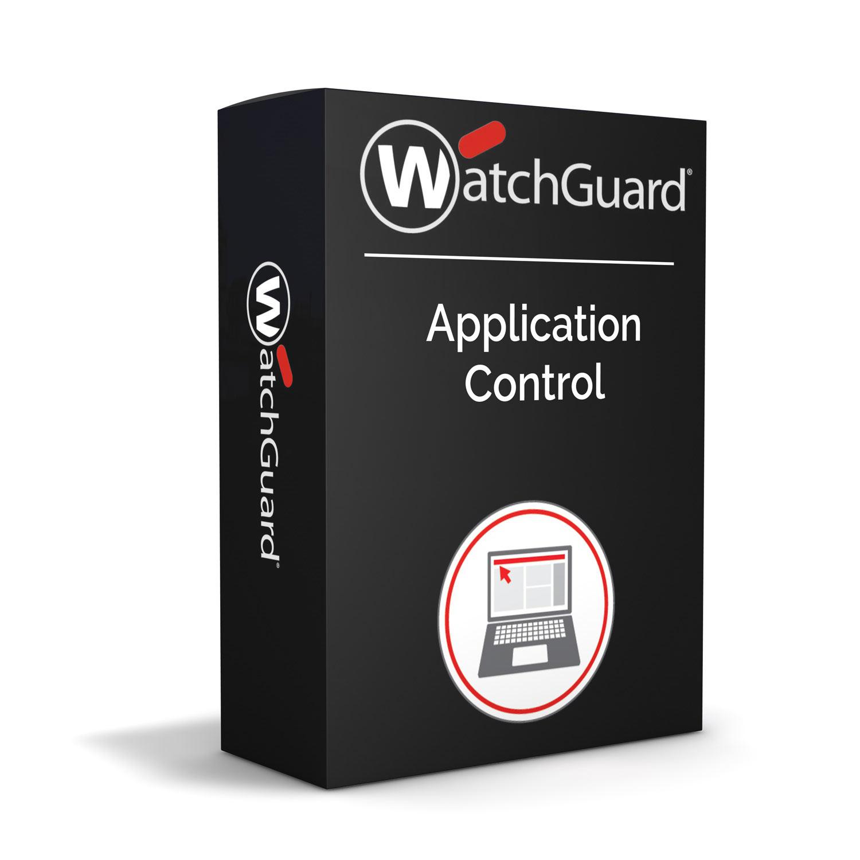 WatchGuard Application Control 1-yr for Firebox T50 Models