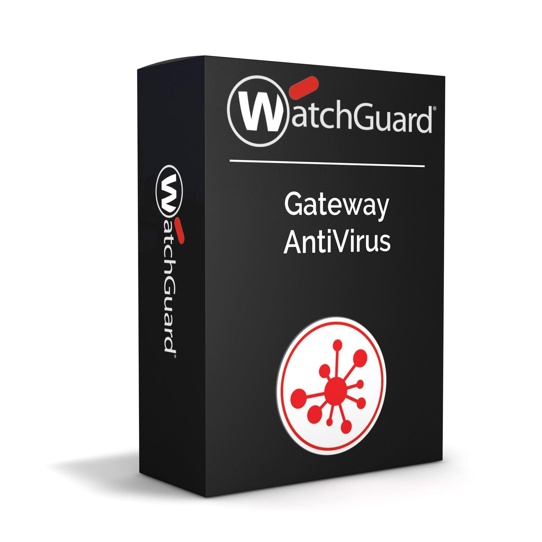 WatchGuard Gateway AntiVirus 1-yr for FireboxV Medium