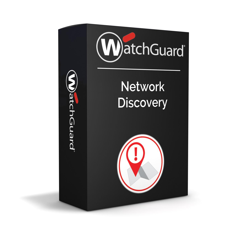 WatchGuard Network Discovery 1-yr for FireboxV Medium