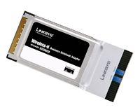 Linksys WIreless N PCMCIA Card WPC4400N  (LS)