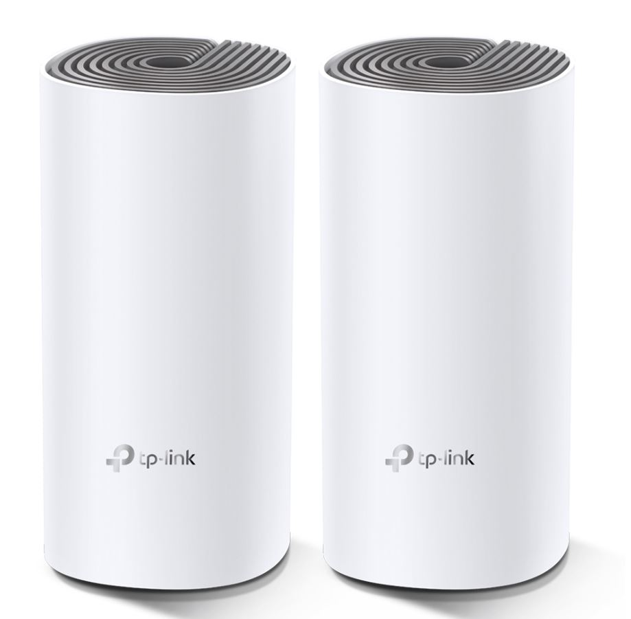 TP-Link Deco E4(2-pack) AC1200 Whole Home Mesh WiFi System