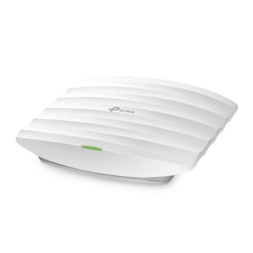 TP-Link EAP115 300Mbps Wireless N300 Ceiling Mount Access Point 1x RJ45 Port PoE 2x3dBi Omni Internal Antenna