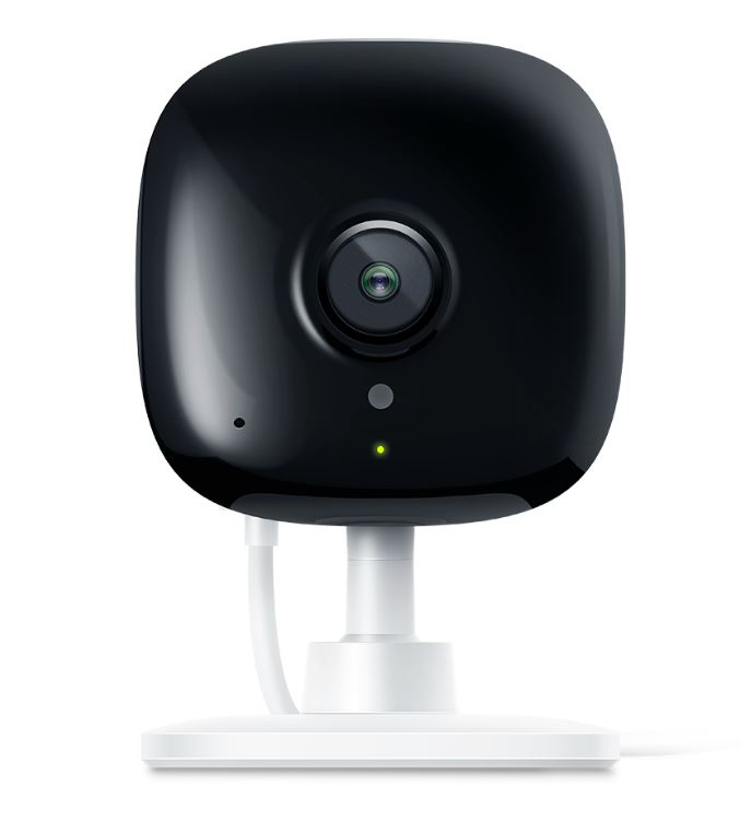 TP-Link KC100 Kasa Spot Camera (Kasa Cam Cloud Camera), Night Vision, 2-Way Audio