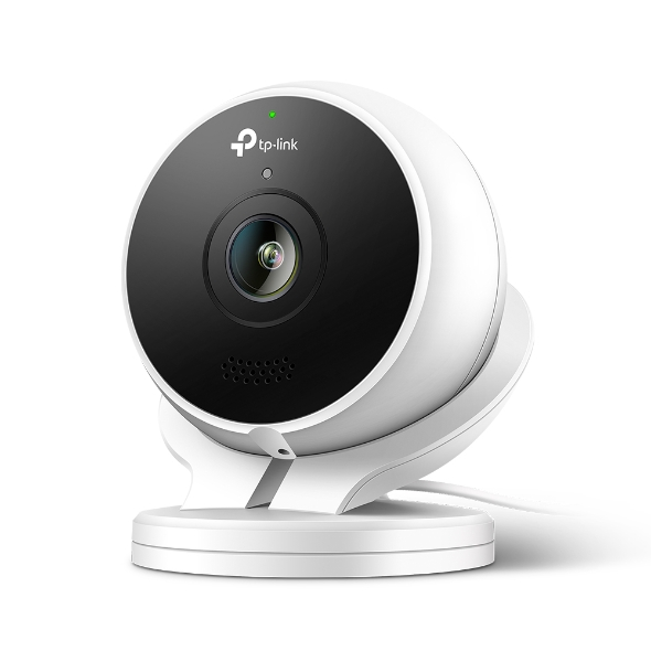 TP-Link KC200 Kasa Camera Outdoor H.264, 1080P, 2-Way Audio, Motion Detect (Kasa Cam Cloud Camera)