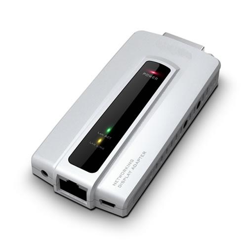 WInstar Networkto DVI Adaptor AV Adapter/RJ45/USB2/Wireless