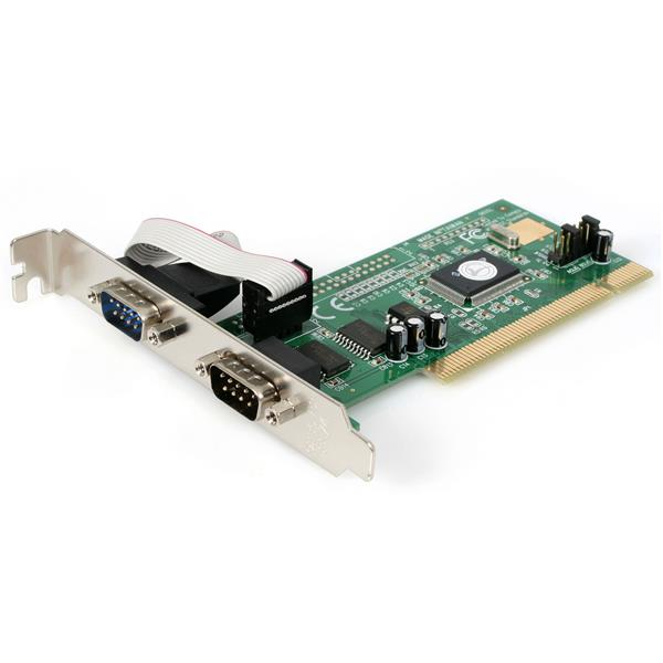 Condor 2-port RS232 Serial PCI card - MP9865R2