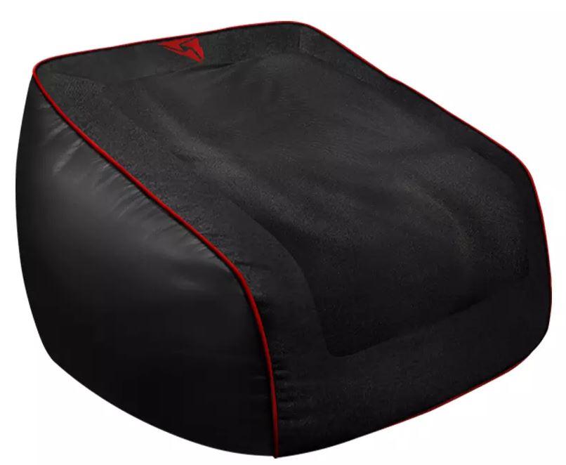 Aerocool ThunderX3 DB5 V2 Consoles Bean Bag - Black/Red Retail hang pack(bean not included)(LS)