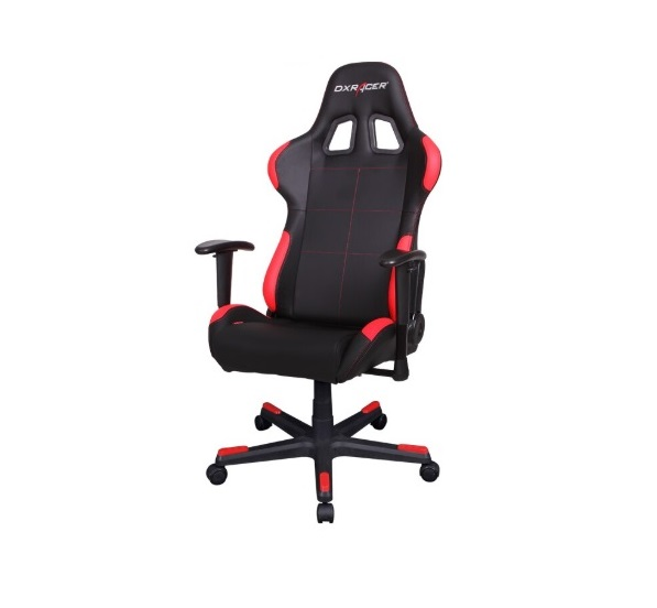 DXRacer Formula FD99 Gaming Chair - Sparco Style Black & Red